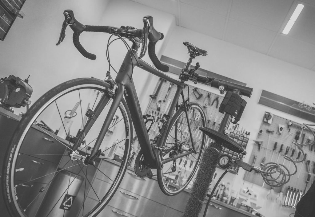 bike servicing and repairs