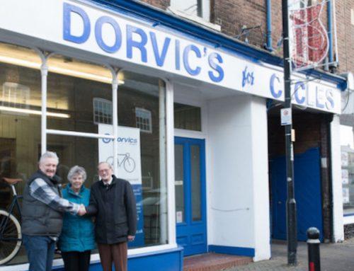 Dorvics Official Grand Opening In Leighton Buzzard