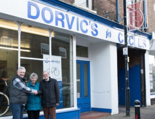 Dorvics Official Grand Opening In Leighton Buzzard